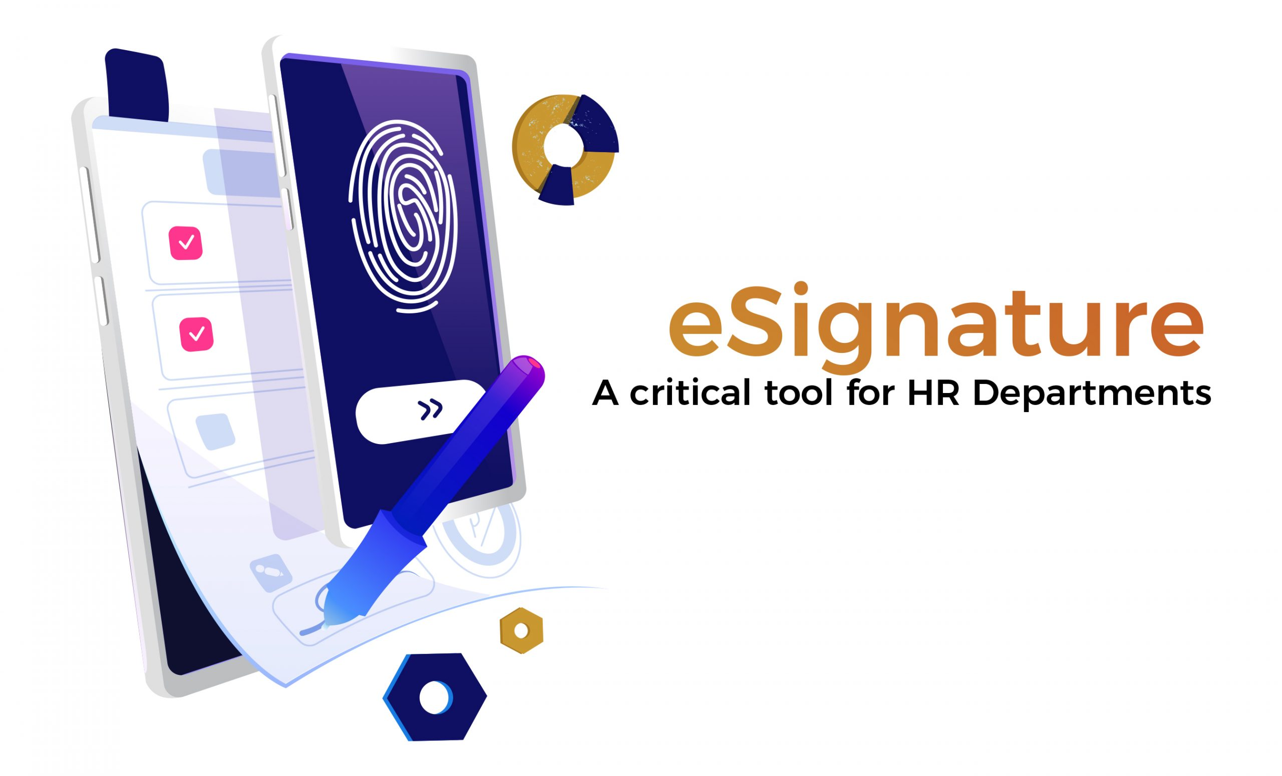 eSignature – A critical tool for HR Departments